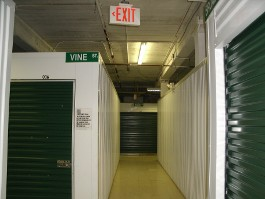 Interior Storage Units, Moving and Storage Services in Philadelphia, PA
